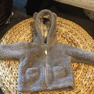 Sherpa Coat Carters